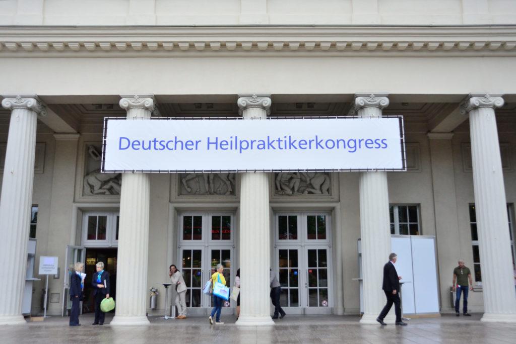 Foto vom Heilpraktikerkongress Karlsruhe 2016
