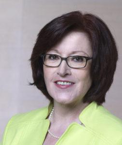 Porträt der Patientenbeauftragten der Bundesregierung Ingrid Fischbach