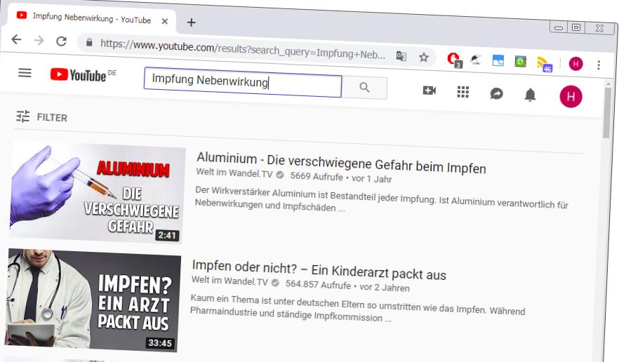 Google, Facebook, Pinterest: Social-Media-Plattformen wollen gegen Falschinfos zu Impfungen vorgehen