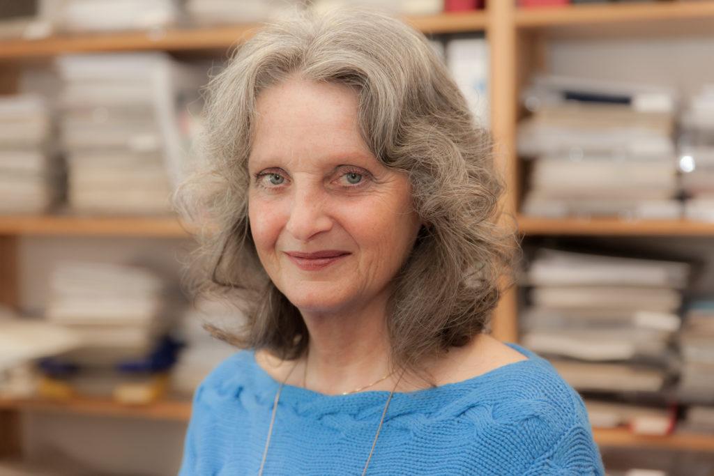 Foto der Gesundheitswissenschaftlerin Ingrid Mühlhauser